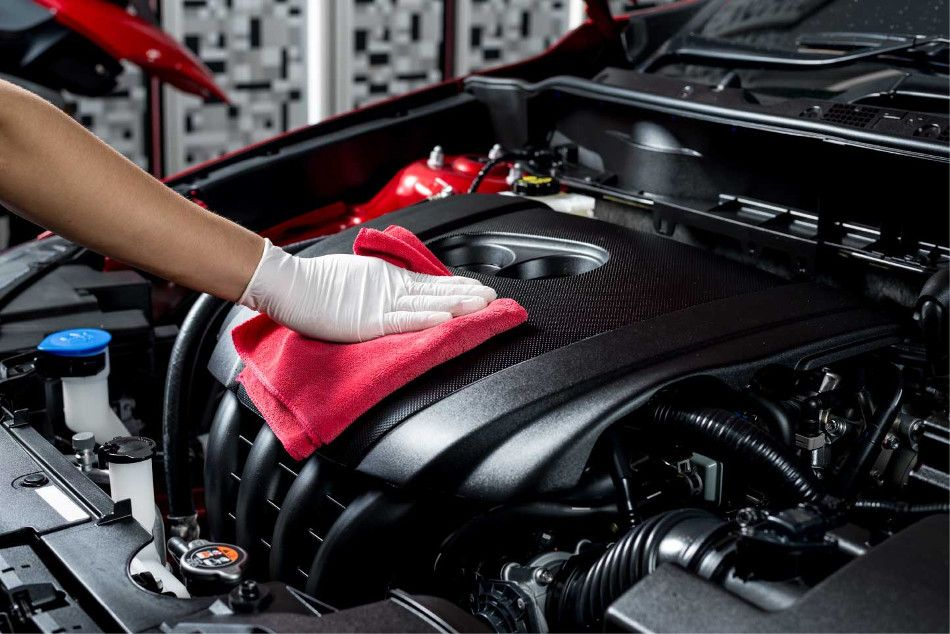 cómo cuidar el motor de un auto