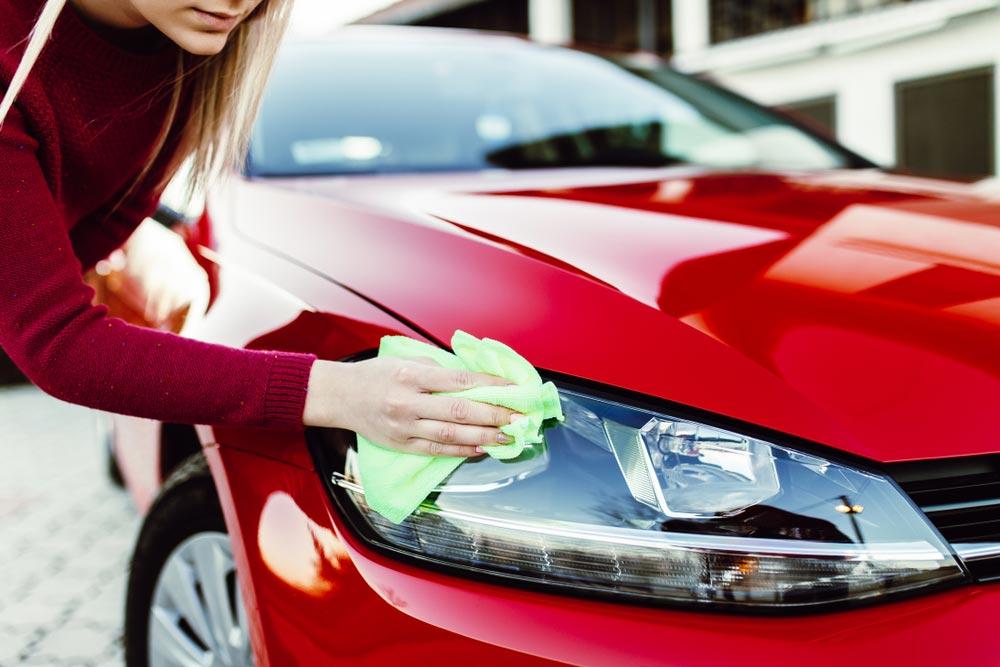 cómo cuidar tu auto nuevo