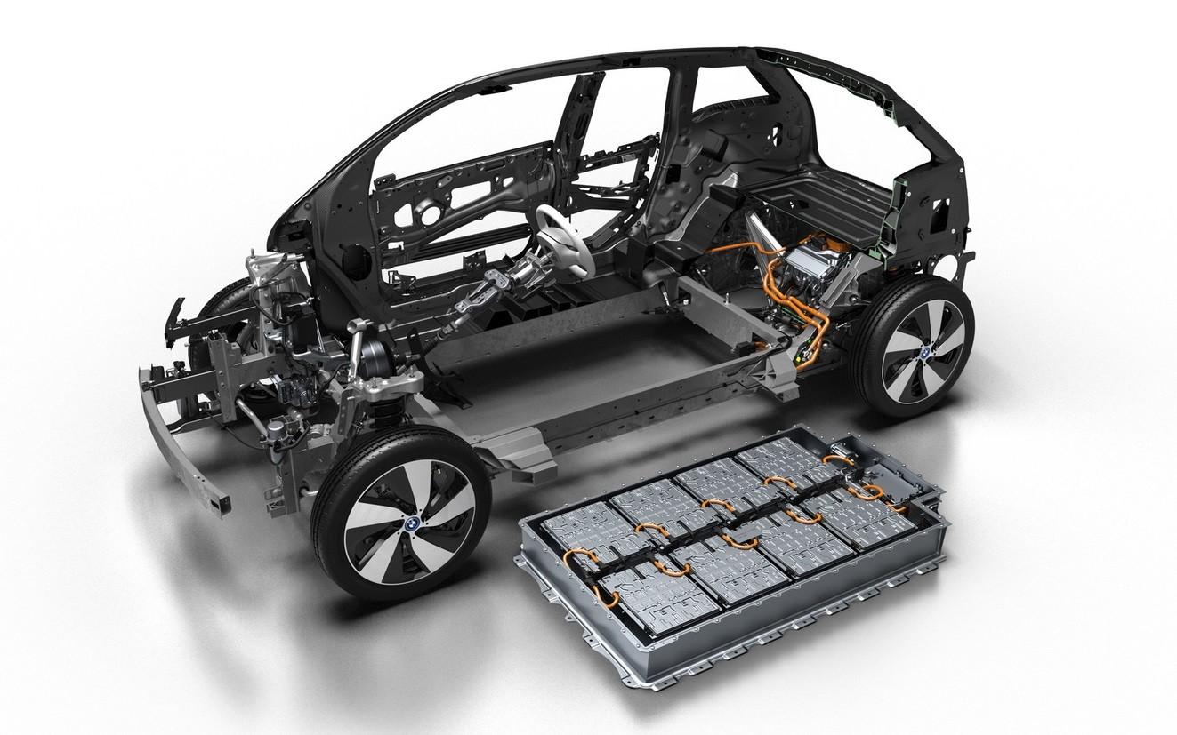 nueva batería para autos eléctricos