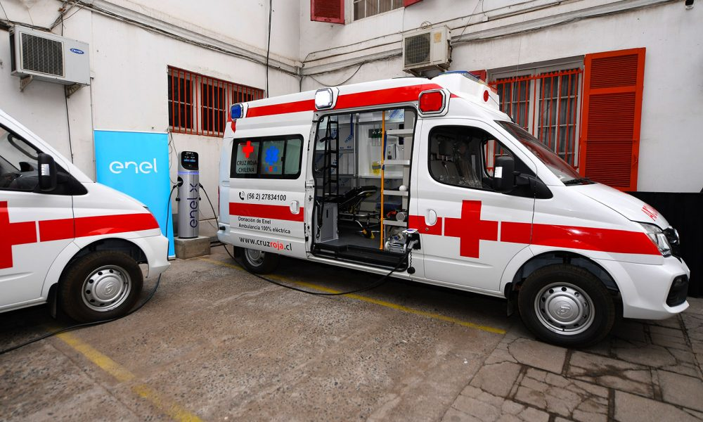 ambulancias electricas