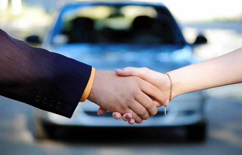 vender auto